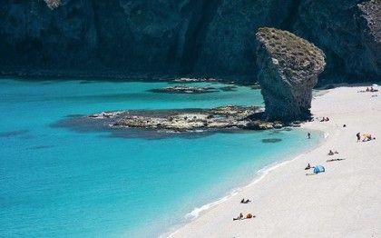 Playa Los Muertos | Las mejores playas de España: Playa de los Muertos///SIDETRIP
