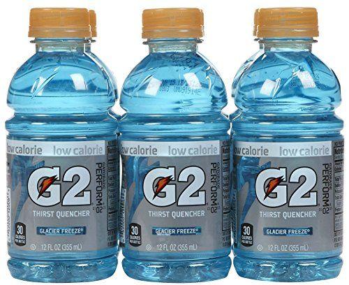Gatorade Gatorade G2 All Stars Glacier Freeze 12 Oz 6 Ct To View Further For This Article Visit The Image Link Gatorade Sports Drink Gatorade Bottle