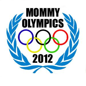 The Mommy Olympics - What's your sport?
