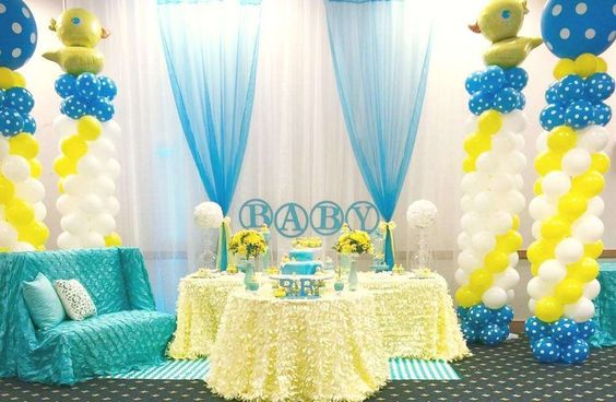 Rubber Ducky Baby Shower Ideas And Prints Print My Baby Shower