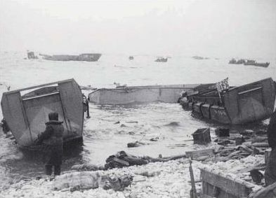 beaches of d-day invasion