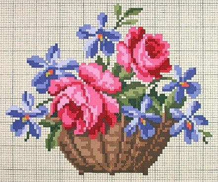 cross stitch chart: