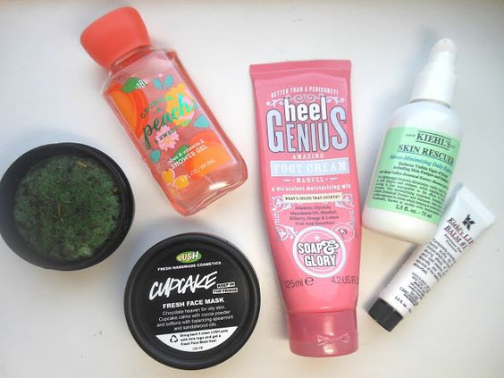 A list of the face and body products i'm using at the moment. Check it out on my blog http://libertysmit.blogspot.com/2015/07/skin-bodycare-products.html