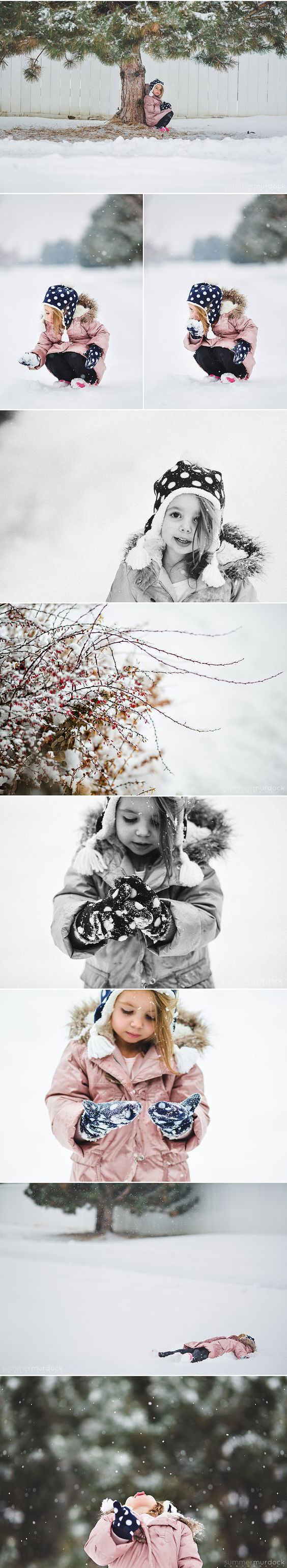Summer Murdock Photography | snow winter