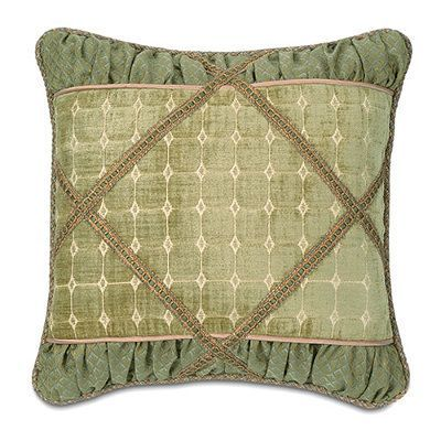 Lamour Aloe Pillow - Frontgate