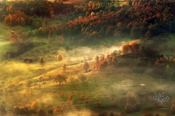 Невероятни пейзажи от Трансилвания