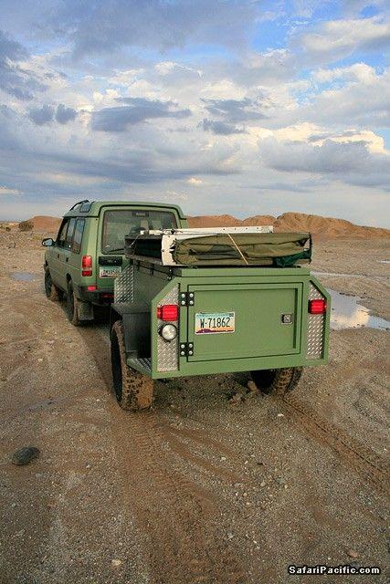 Safari Pacific Xt1 Expedition Trailer Photos Ranger Forums