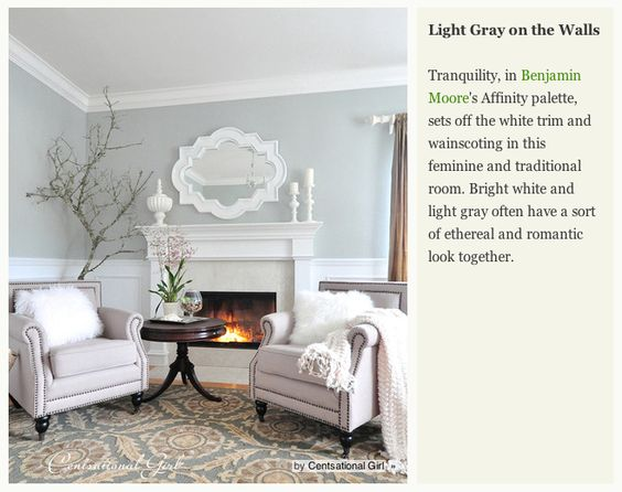 Benjamin Moore Tranquility P Aint It Sweet Pinterest