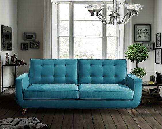 sofá retro - Pesquisa Google
