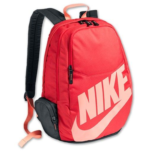 e407d5600f nike school backpacks red