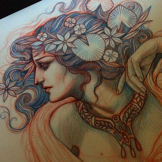 lynnakura @lynnakura Getting sketches ...Instagram photo | Websta (Webstagram)