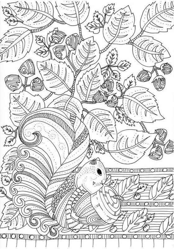 Pin Auf Adult Coloring