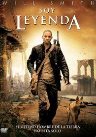 Soy leyenda (2007) EEUU. Dir: Francis Lawrence. Ciencia ficción. Acción. Terror - DVD CINE 1125
