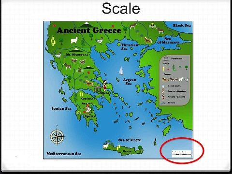 Geography of greece information