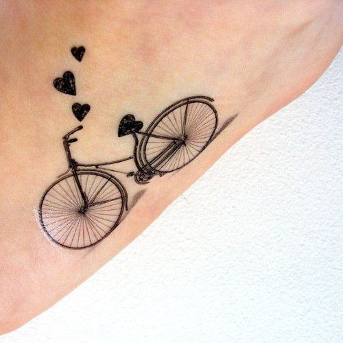 bike - sem coracoes flutuando