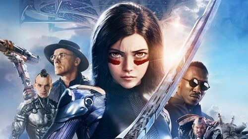 Alita Battle Angel 2019 In 2020 With Images Angel Movie