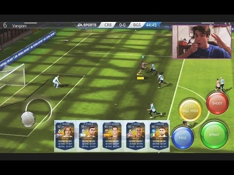 Fifa Mobile 19 Or Fifa 16 Insane Look At Great Graphics Online Gameplay Plus Crazy Rare Pull Https Gamevideos Tv 2018 07 27 Fifa 16 Gameplay Fifa