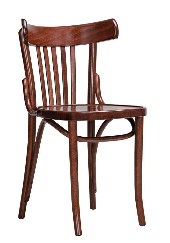 """Gestell:        Buche gebeizt/lackiert, mit Holzsitz   Farbausführungen gemäß Farbauswahl """"Holz""""      Zubehör:      Hochwertige Bodengleiter-Komplettsätze zur Selbstmontage   Sie können den Stuhl passend zur Bodenart mit Filz- oder..."""