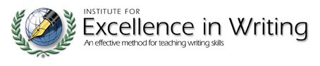 Excellence in Writing webinars