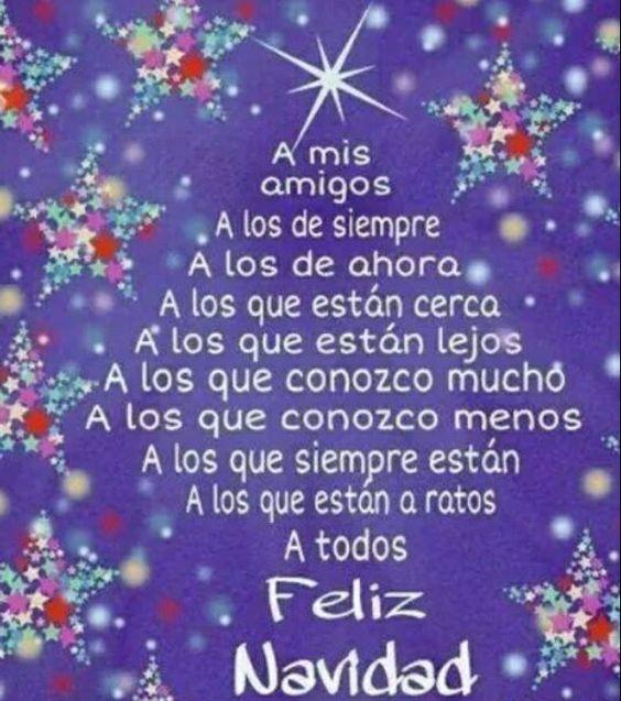 Feliz navidad:
