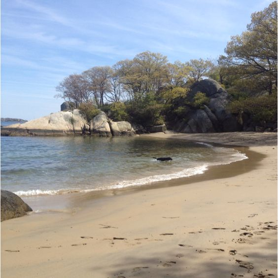 Creasent Beach,Stage Fort Park, Gloucester,MA