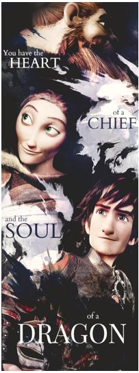 HTTYD 2. This edit just blew my mind with its epicness.