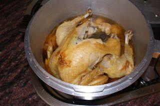 aceite sal pimienta: pollo asado expres