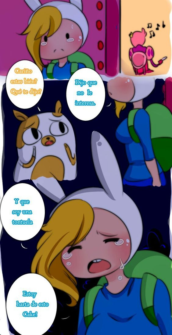 Fiolee comic 1 page 3