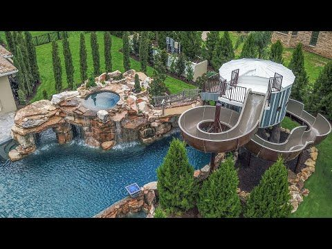 Top 10 Lucas Lagoons Insane Pool Episodes As Selected By The Fans Youtube Dream Backyard Pool Backyard Pool Designs Dream Pool Area