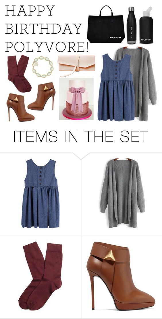 """""""POLYVORE 9th B-DAY"""" by villa-thoj ❤ liked on Polyvore featuring art, contestentry and happybirthdaypolyvore"""