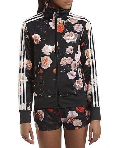 adidas rose jacket