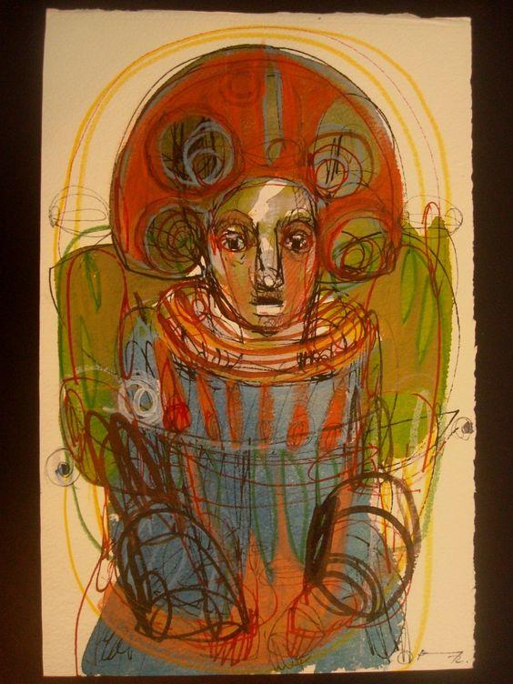 Marlov Barrios, Artista guatemalteco