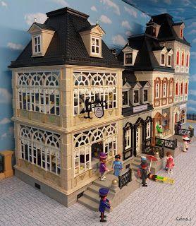 regent street playmobil collectors club playmobil. Black Bedroom Furniture Sets. Home Design Ideas