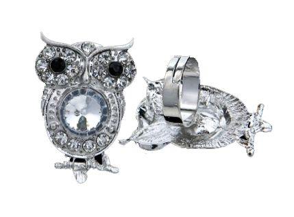 Owl Rings from Chicperks.com
