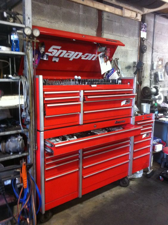 Mechanic Tool Box Pictures Google Search Mechanic