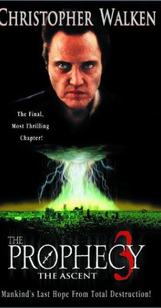 Directed by Patrick Lussier.  With Christopher Walken, Vincent Spano, Dave…