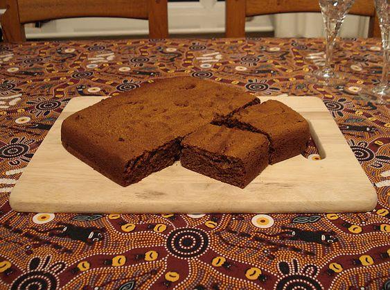 SCD ginger cake, sweetened with honey and dates. YUM. | SCD & Grain ...