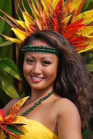 Eres un sol. Tahiti