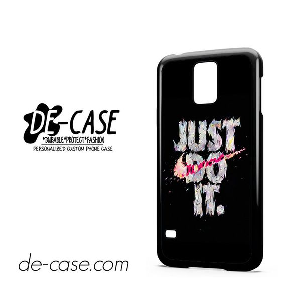 Just Do It DEAL-6007 Samsung Phonecase Cover For Samsung Galaxy S5 / S5 Mini