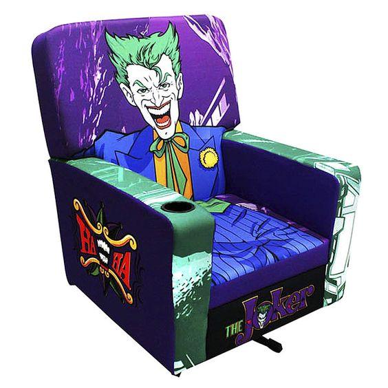 Gaming Chair The Joker And Jokers On Pinterest