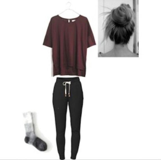 Pantalón largo para alojarse en o va corriendo. Luz colores negro gris y blanco. Cualquier ocasión si su alrededor de la casa