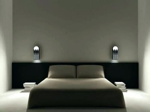 Wall Lights For Bedroom Home Interior Design Ideas Modern