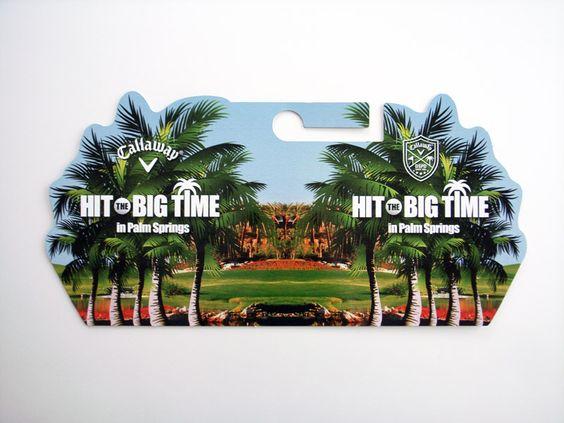 CALLAWAY 2013 SPRING&SUMMER | WORKS | デキスギ D.K.S.G. #callaway #golf #Storesalespromotiontool #design #copy #print dekisugi