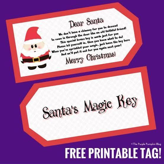 26+ Santas special christmas key inspirations