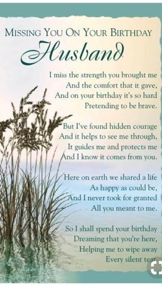 Pin By Roni Fontaine On Grief Death Heaven Birthday In Heaven Quotes Birthday Wish For Husband Husband Birthday Quotes