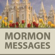 Use Mormon Messages for Baptism Waiting | Mormon Life Hacker: Play Mormonmessages, Ideas Mormonmessages, Church Ideas, Baptism Waiting, Church Stuff, Facing Trials, Baptism Ideas, Mormon Messages, Baptism Program