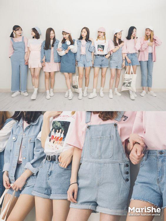 For Your Wardrobe This Summer Women Korean Fashion