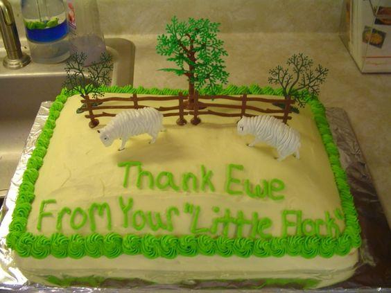 pastor appreciation cake ideas