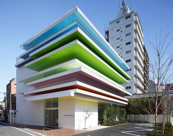 Sugamo Shinkin Bank Shimura Branch, Tokyo by emmanuelle moureaux architecture + design