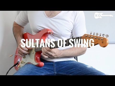 Dire Straits Sultans Of Swing Guitar Cover By Kfir Ochaion Youtube Sultans Of Swing Dire Straits Playing Guitar